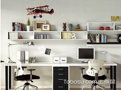 墙上书架怎么安装?三类款式美观实用两不误!