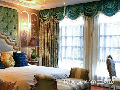 美式风格窗帘如何搭配?颜色花纹怎么选?