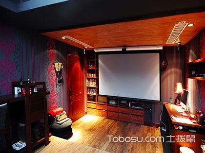 东南亚风格案例:180平米四居室家装效果图赏析