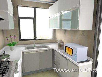 小厨房如何装修才显大?三大策略拥有宽敞空间!