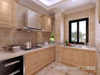 厨房装修设计效果图,看完这些还不赶紧给你家设计一个