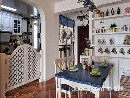 六张厨房门装修效果图,手把手教你装修厨房门
