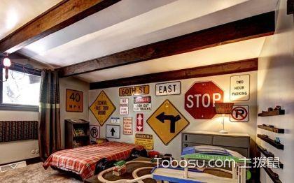 儿童房效果图——天才第一步,从一间具有创意的儿童房开始