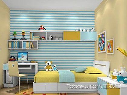 儿童房榻榻米装修图欣赏,充满童话乐园般的世界!
