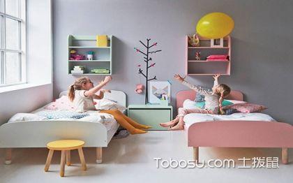 绝代双骄版的双人儿童房设计,你家的小鱼儿与花无缺值得拥有