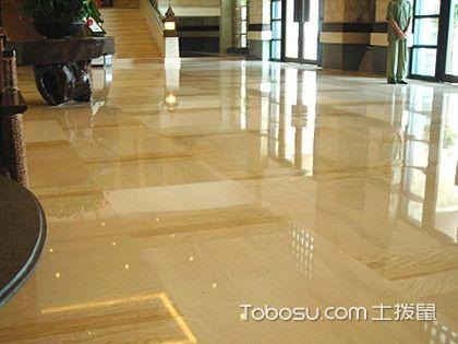 大理石地面的清洁方法,让地面亮洁如新