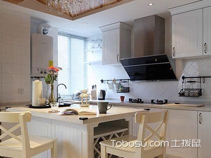 3平米厨房装修效果图:合理布局小厨房真不难!