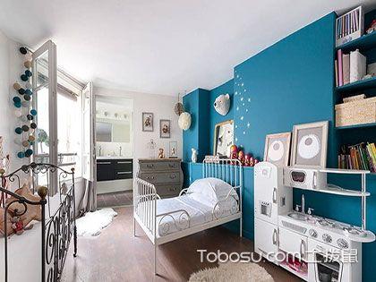 兒童房墻漆顏色效果圖:各種風格一網打盡,你想要的這兒都有!