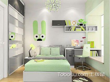 10平米儿童房装修:可以小,但不可以不精致!