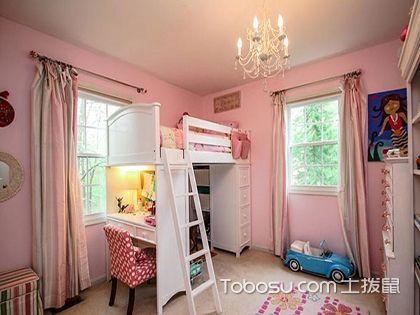 儿童房装修理念,安全设计才能健康成长