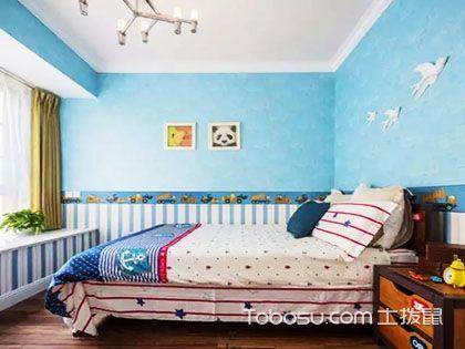 儿童房装修颜色搭配指南,根据性格选择颜色很重要!