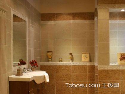 卫生间用仿古砖好不好,卫生间瓷砖选购注意事项