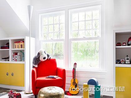 儿童房装修效果图,要美观更要安全