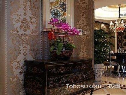 欧式玄关柜,高端大气的家居装饰品