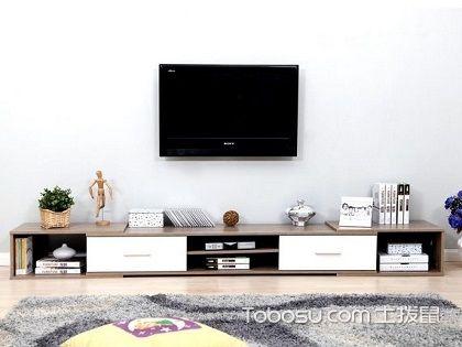 了解客厅电视柜宽度,过精致生活
