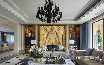 125平米三室两厅两卫简欧U乐国际u乐娱乐平台设计图——精心u乐娱乐平台,精致生活