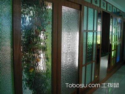 什么是压花玻璃?压花玻璃的特点及用途