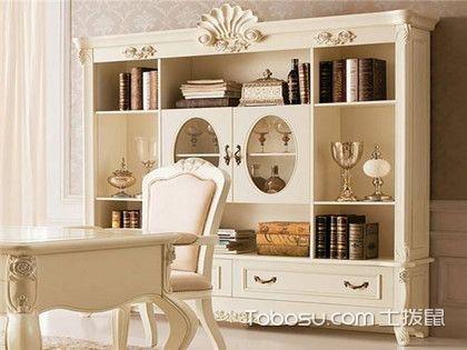 欧式书柜的选购技巧,教你选择最合适的书柜