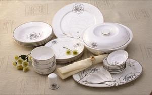 【高档餐具】高档餐具材质,高档餐具使用注意事项,品牌,图片