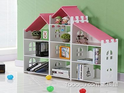 爱孩子就给他挑一款安全的儿童书柜书架吧