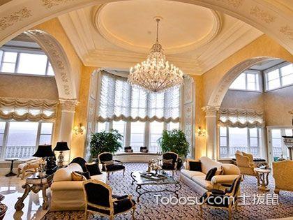 客厅吊灯别着急买,先来看看这五大风格客厅吊灯效果图