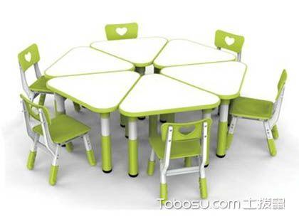 幼儿园桌椅设计规范,告诉你幼儿园桌椅更注重什么