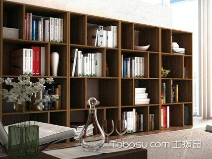 整体书柜如何选购?几个方面要注意