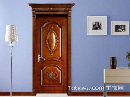 橡木门和实木门的区别,该如何安装木门