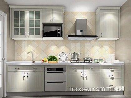 一字型开放型厨房设计,拯救狭长小户型厨房