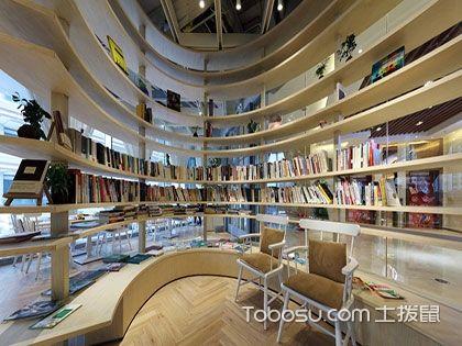 創意無限的書店書架設計效果圖,你以前可能進了假書店