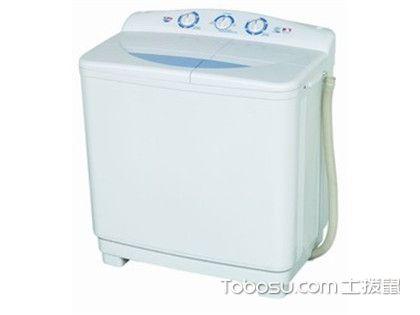 双桶洗衣机怎么用?节水更实用