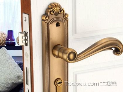 门锁怎么安装,详解门锁的安装步骤