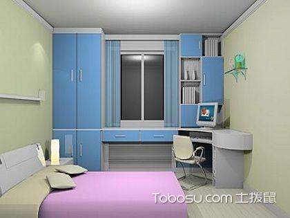 兒童房裝修實例,屬于孩子自己的空間