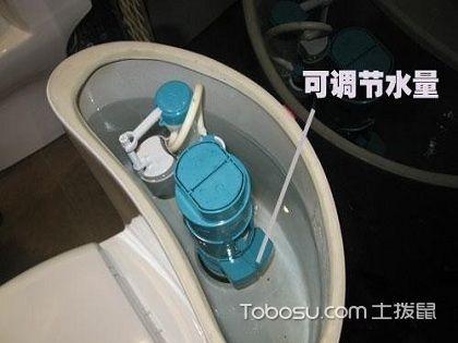 马桶水位调节图示,告诉你怎样调节马桶内的水位