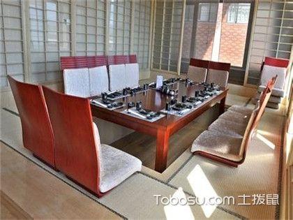 日式餐厅家具特点有哪些?从三方面带你了解!