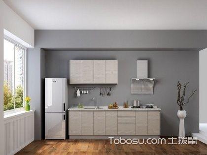 一字型廚房收納,小廚房的完全利用法則