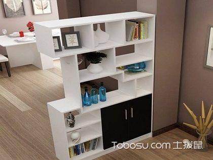 隔断展示柜,一物两用为居室创造更多空间!