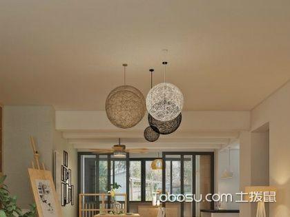 客厅家居灯饰如何选购?美观实用的才是最好的
