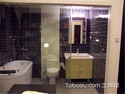 卫生间隔墙有哪些?带你了解常见的4种材质!