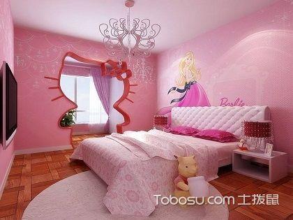 小空间儿童房装修图,给孩子最完美的体验