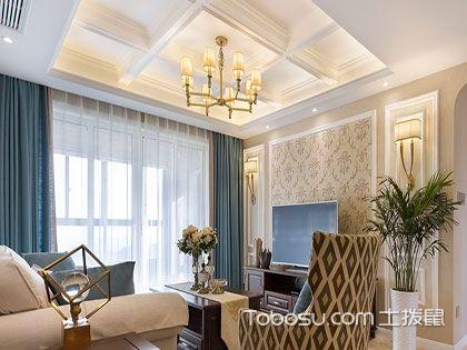 二居室装修客厅图片,最多风格的一次效果图!