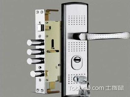 防盗门锁安装方法,几个简单的步骤就完成
