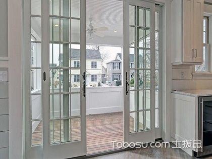 厨房推拉门效果图,一扇门帮你解决室内油烟问题!