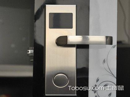 什么是感应门锁?四步骤带你完成感应门锁的安装
