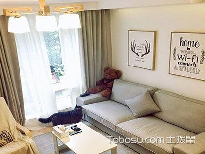 60平小户型二居室装修效果图,小复式原来能美成这样!