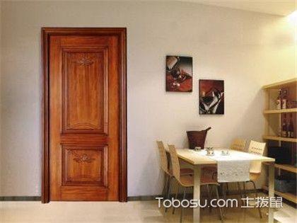 实木门与实木复合门的区别,主要体现在性能上