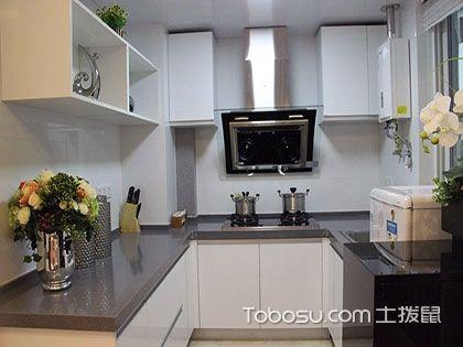 4平米u型厨房设计图,好好装修4平米也够用!