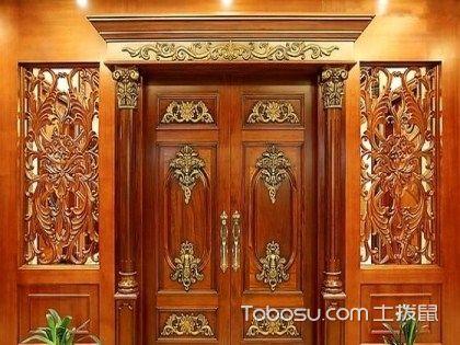 什么是雕花实木门?它有什么优缺点?