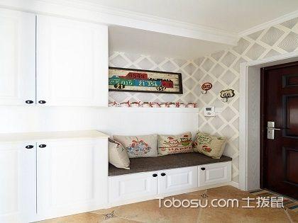 小户型玄关鞋柜,体积小收纳强的家居必备家具!