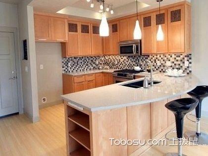 6平米L型厨房设计图,帮你打造时尚感十足的小厨房